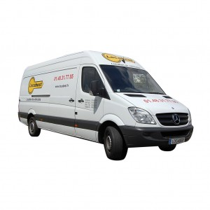 Location Mercedes Sprinter 14m3